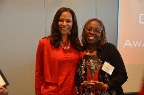2012 Winner Lisa Drayton