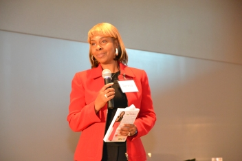2013 Lunch Speaker Teresa Moore