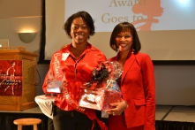 2013 Confident Woman Winner Angela T. Jones