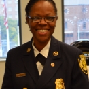 Angela Turner, First Woman Chief, Detroit EMS (Retired)